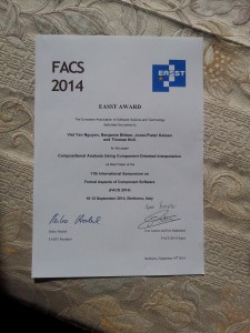 facs2014-best-paper-award